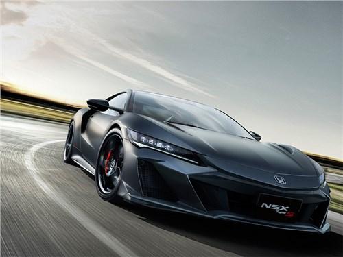 Honda представила спорткар NSX