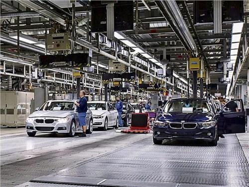 BMW не будет строить свой завод в России