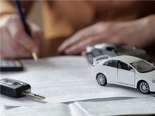 Объем автомобильных кредитов вырос