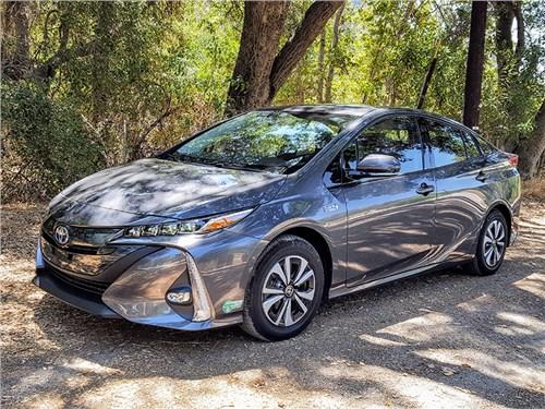 Toyota Prius будет работать на водороде