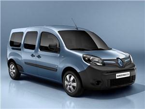 Обновленный Renault Kangoo появится в России осенью
