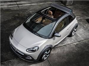 Хэтчбек Opel Adam появится в кузове кабриолет