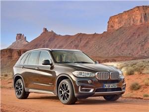 Начался серийный выпуск BMW X5 нового поколения