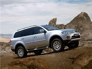Обновленный Mitsubishi Pajero Sport будут выпускать в Калуге