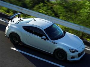 Subaru опубликовала информацию о тюнингованной версии BRZ