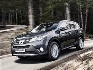 Кроссоверы Toyota RAV4 будут выпускаться в Санкт-Петербурге