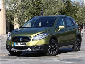 В декабре в России стартуют продажи кроссовера Suzuki New SX4