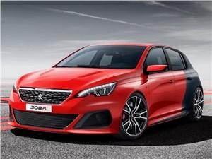 Хэтчбек Peugeot 308 R пойдет в серийное производство