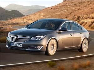 Обновленный Opel Insignia в России будет стоить от 797 тысяч рублей