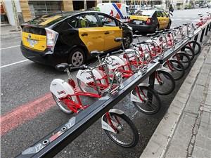 Спрос на велосипеды в Европе в прошлом году превысил спрос на автомобили
