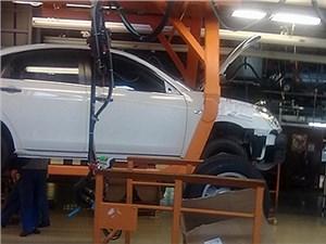 Мощность локального производства Nissan Almera в России приближается к запланированным показателям