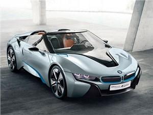 Открытая версия BMW i8 станет серийной
