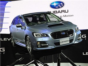 Новость про Subaru - Subaru Levorg