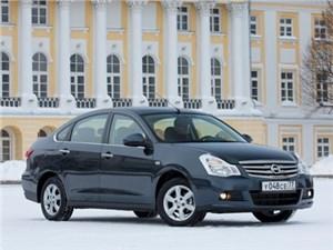 Nissan Almera будет продаваться на 7 тысяч дороже