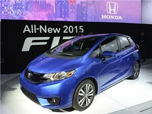 Новость про Honda Fit - Honda Fit 2015