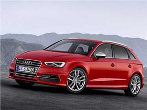 Новость про Audi S3 - На конец текущего года запланирована премьера нового «горячего» седана от Audi