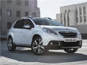 Новый кроссовер Peugeot 2008 оценили