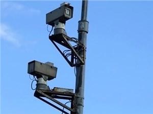 В столице появится более сорока новых камер фото- и видеофиксации нарушений ПДД