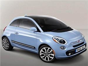 В 2016 году Fiat представит публике обновленный Fiat 500