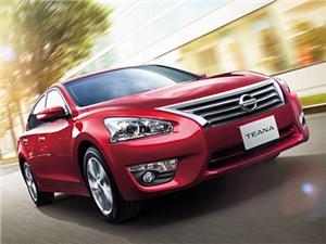 На российский рынок выходит Nissan Teana нового поколения