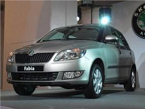 На мощностях компании Skoda в Калуге прекратится выпуск хэтчбека Fabia