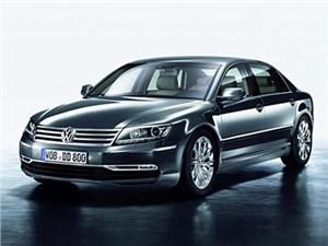 Volkswagen обещает выпустить новое поколение представительского седана Phaeton
