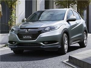 Новость про Honda Vezel - Honda Vezel