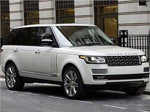 Удлиненный внедорожник Range Rover RR L уже продается в России