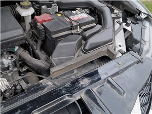 Nissan X-Trail 2014 двигатель
