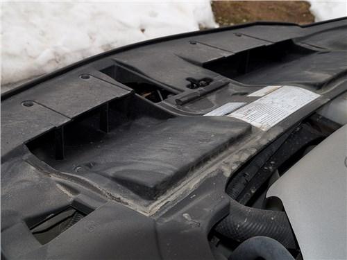 Lexus LX 2016 воздухозаборники