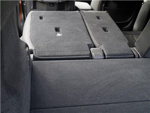 Предпросмотр bmw x1 2016 багажное отделение