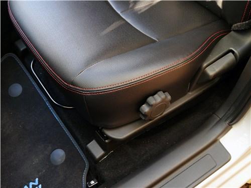 Предпросмотр lifan solano 2016 переднее кресло