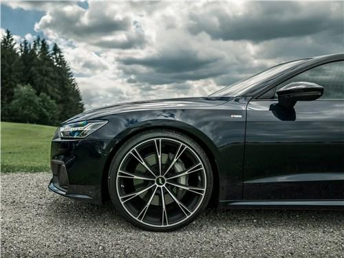 ABT Sportsline | Audi A7 Sportback вид сбоку
