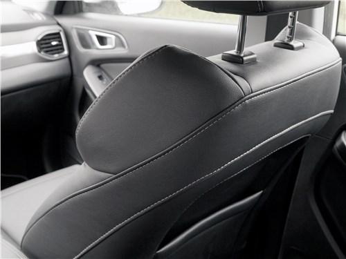Chery Tiggo 4 2020 передние кресла