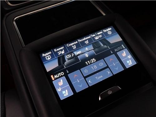 Lexus LS 500 2018 сенсорный экран-пульт