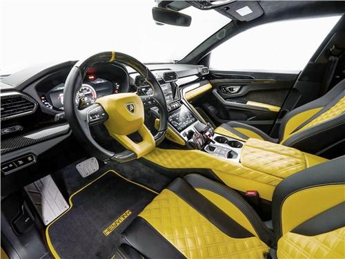 Keyvany | Lamborghini Urus салон