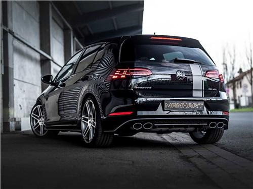 Manhart | Volkswagen Golf R вид сзади