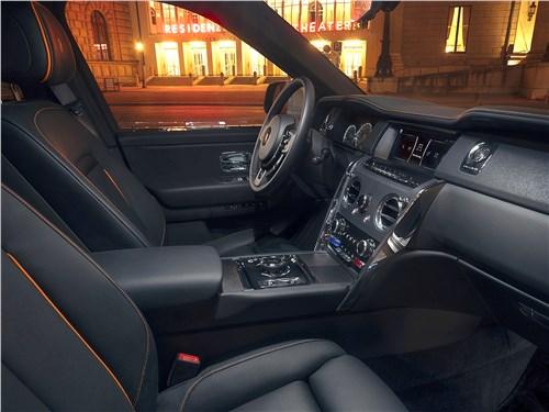 Spofec | Rolls-Royce Cullinan салон