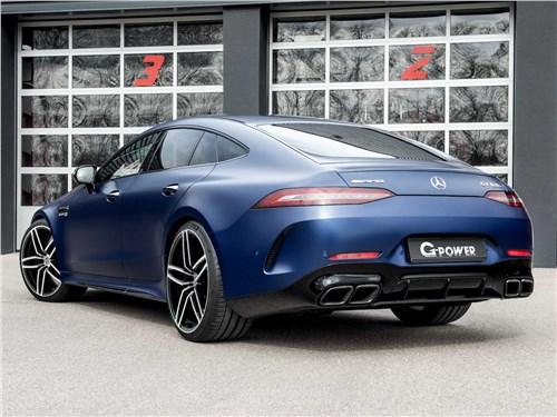 G-Power | Mercedes-AMG GT 63 S 4-Door Coupe вид сзади