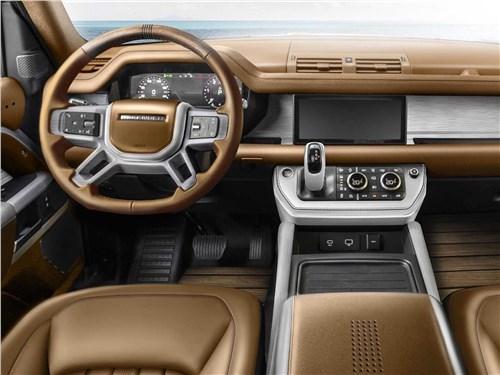 Carlex Design | Land Rover Defender салон