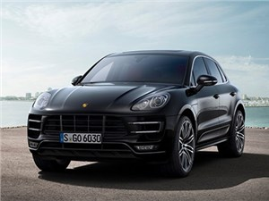 Porsche отзывает две с половиной тысячи автомобилей Macan