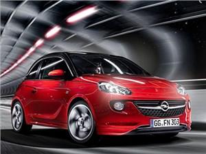 Opel готовит купеобразный кроссовер на базе модели Adam