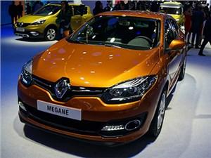 В России начались продажи обновленного Renault Megane