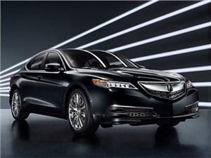 Объявлены американские цены на спортивный седан Acura TLX 2015