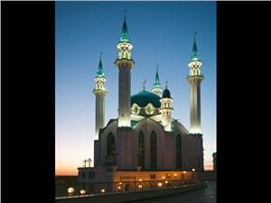 В Кул-Шариф воссоздана легендарная многоминаретная мечеть столицы Казанского ханства