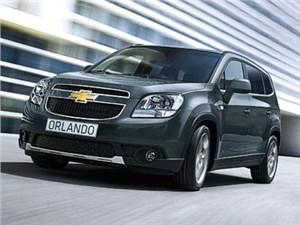 Новость про Chevrolet Orlando - Chevrolet Orlando