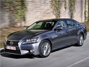 Новость про Lexus GS - Lexus GS250 2013