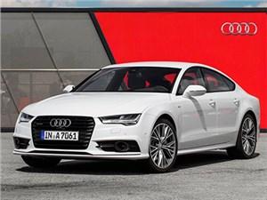 Обновленный Audi A7 Sportback будет представлен на Московском автосалоне