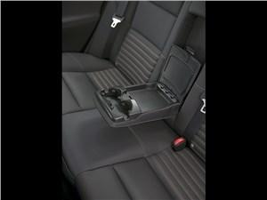 Volvo S40 2011 задний диван