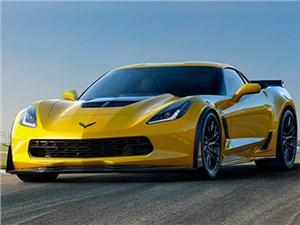 Стала известна стоимость нового Chevrolet Corvette Z06 для американского рынка